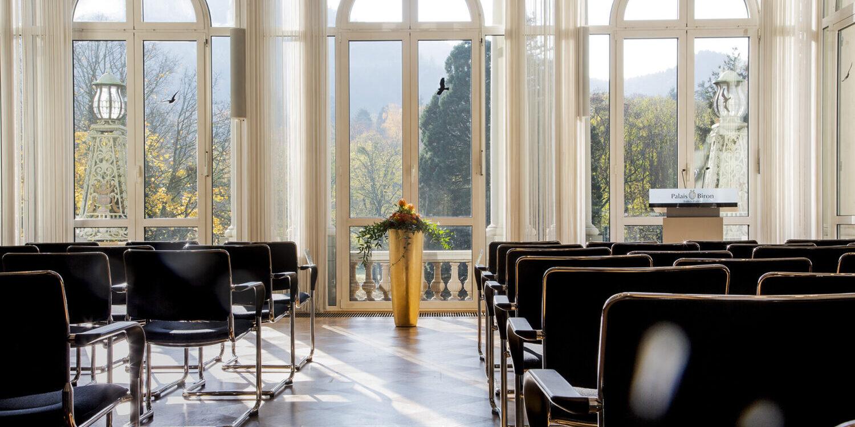 Impression des Salon Baden-Baden