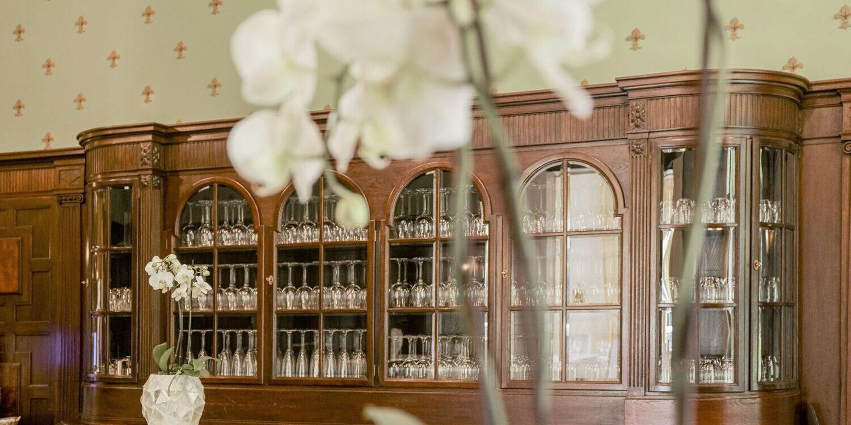 Ambiente des Salon Villa Eden