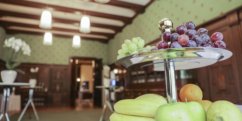 Catering im Salon Villa Eden